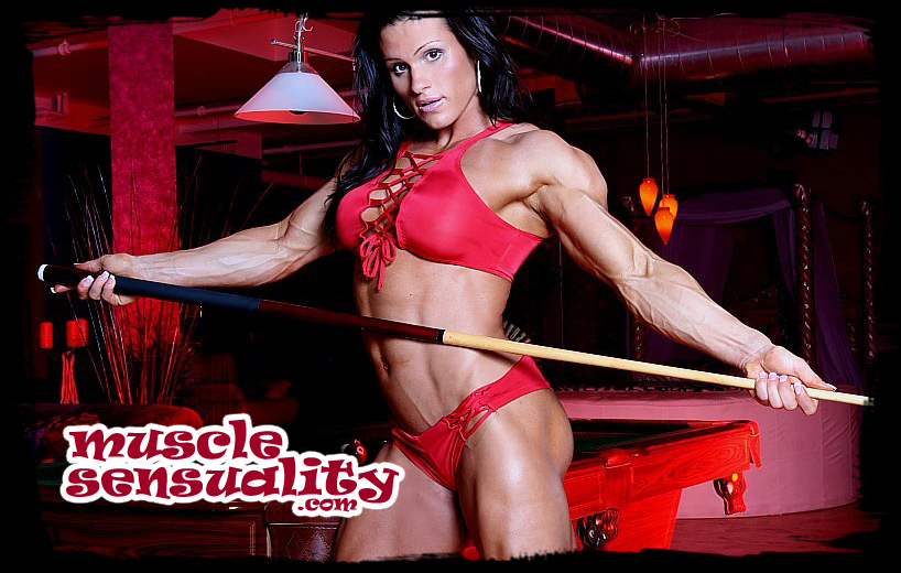 musclesensuality.com - a showcase of exotic and sexy muscular women!